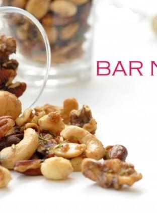 Homemade Bar Nuts