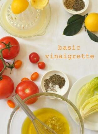 Basic Vinaigrette