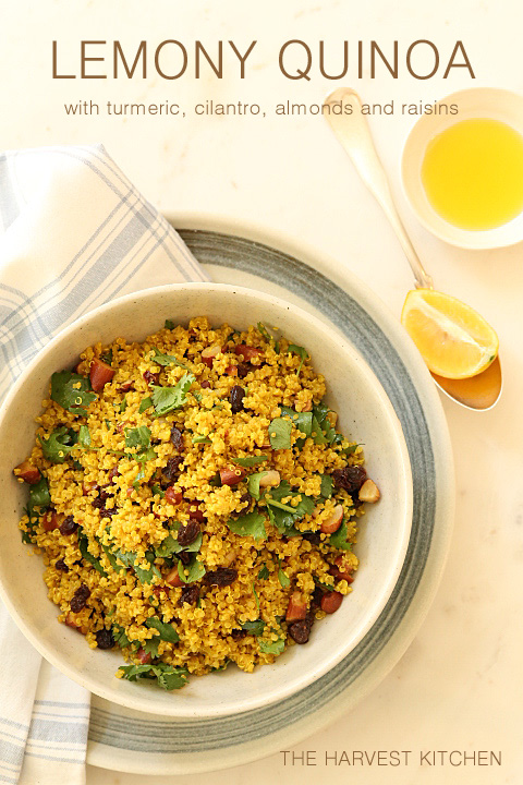 lemony-quinoa-with-turmeric