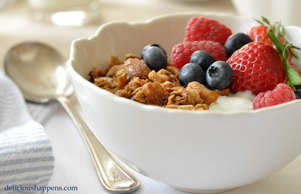 hope you also find this to be the best granola recipe there is!