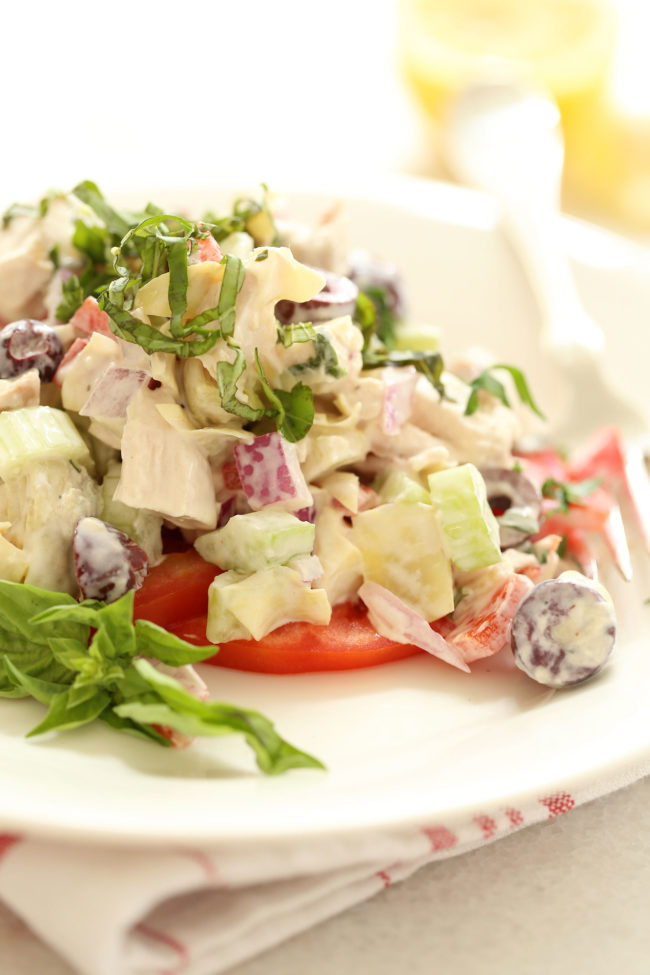 healthy-italian-chicken-salad