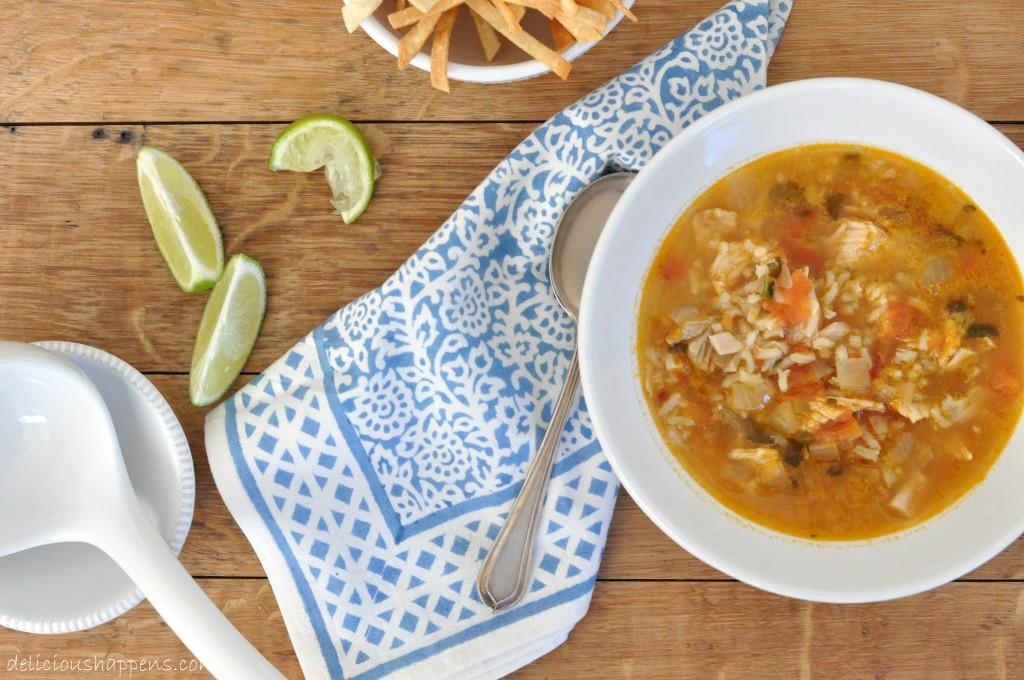 Mexican-Chicken-and-Rice-Soup