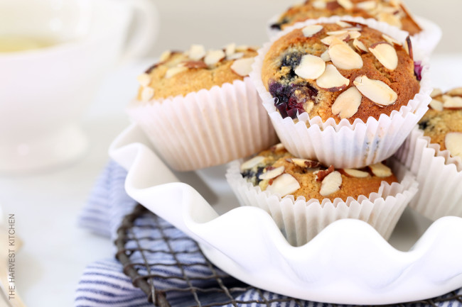 Gluten-Free-Lemon-Blueberry-Muffins