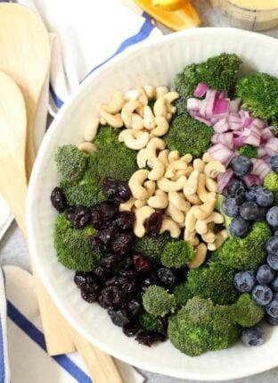 Broccoli Detox Salad