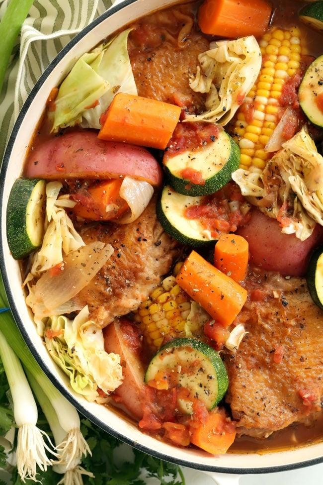 Mexican-Chicken-Stew
