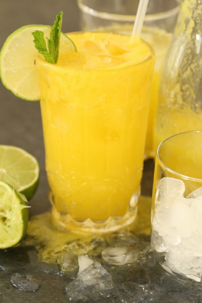 Fresh Lemon Juice Drink Recipes