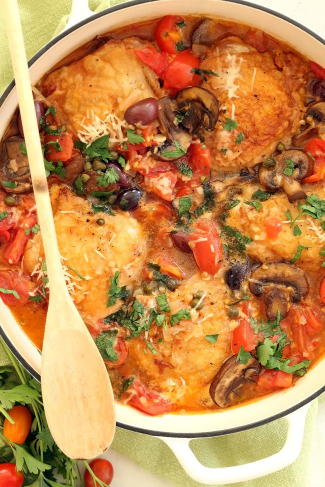 one-pan-italian-chicken