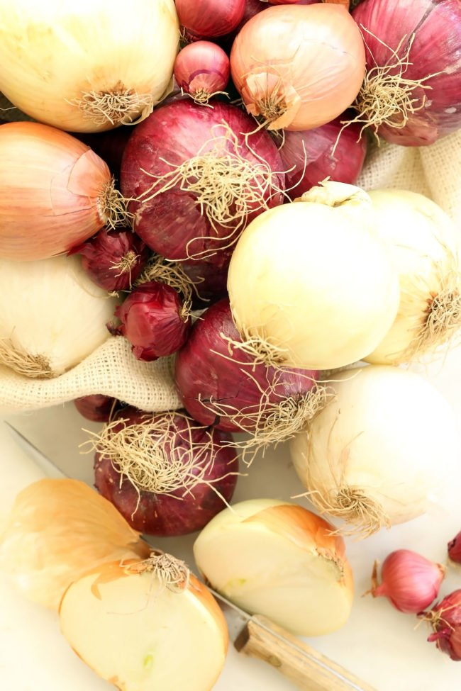 Health Benefits of Eating Onions - The Harvest Kitchen