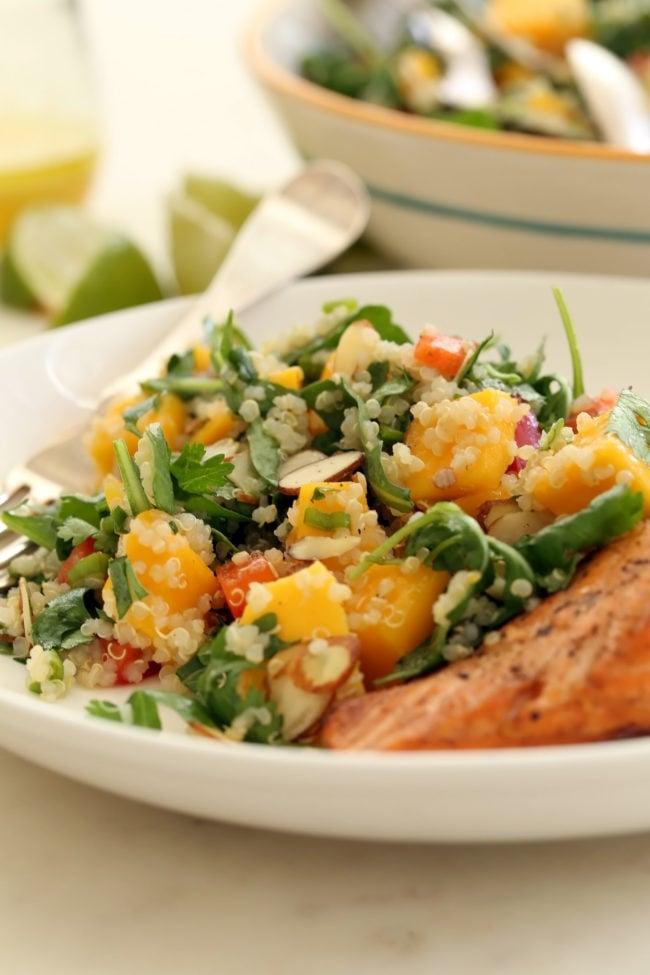 mango-arugula-quinoa-salad