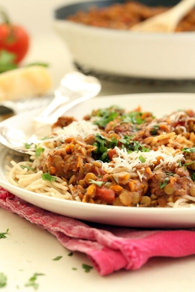 lentil-bolognese-sauce