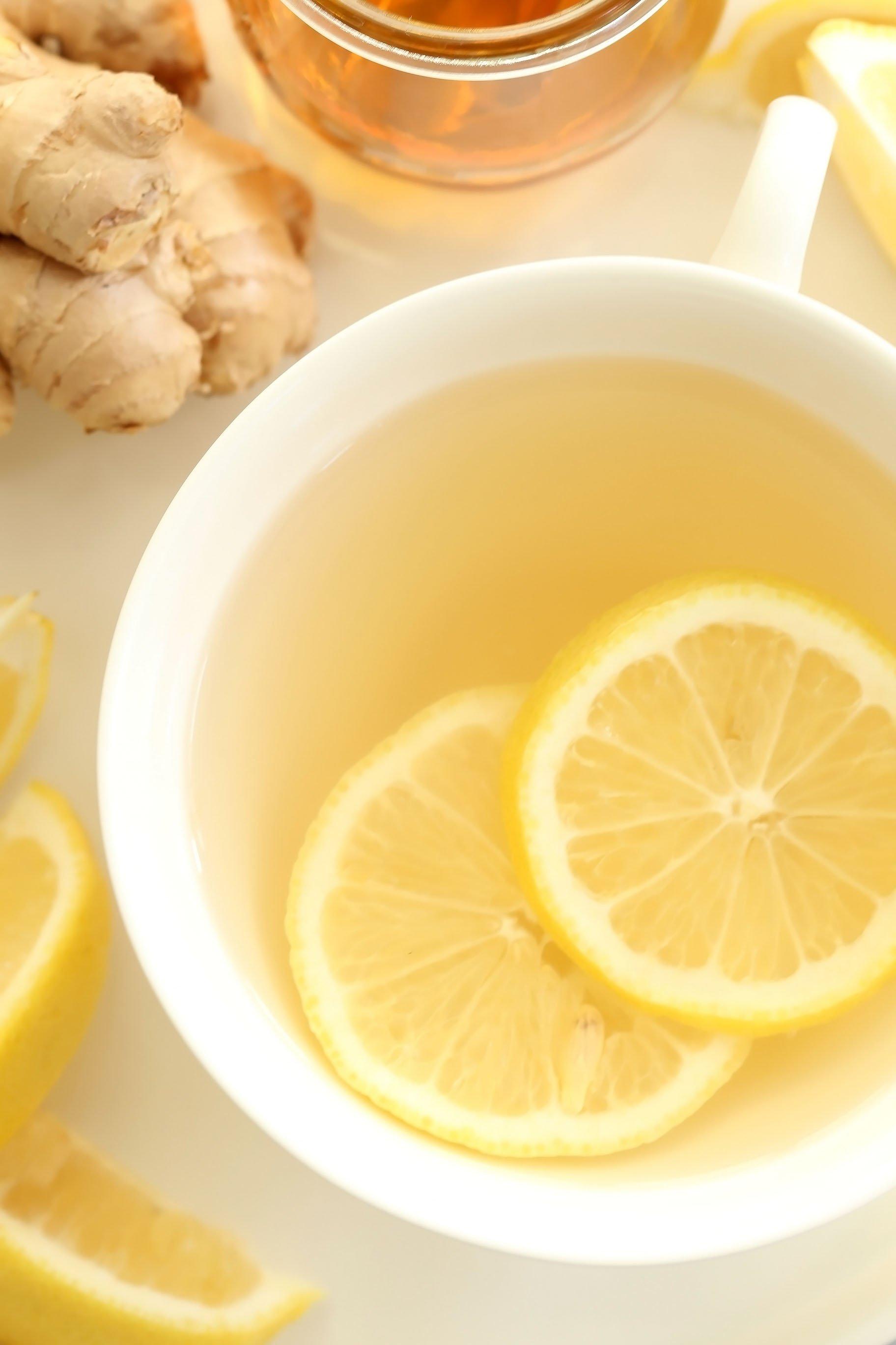 Immune Boosting Ginger Tea The Harvest Kitchen