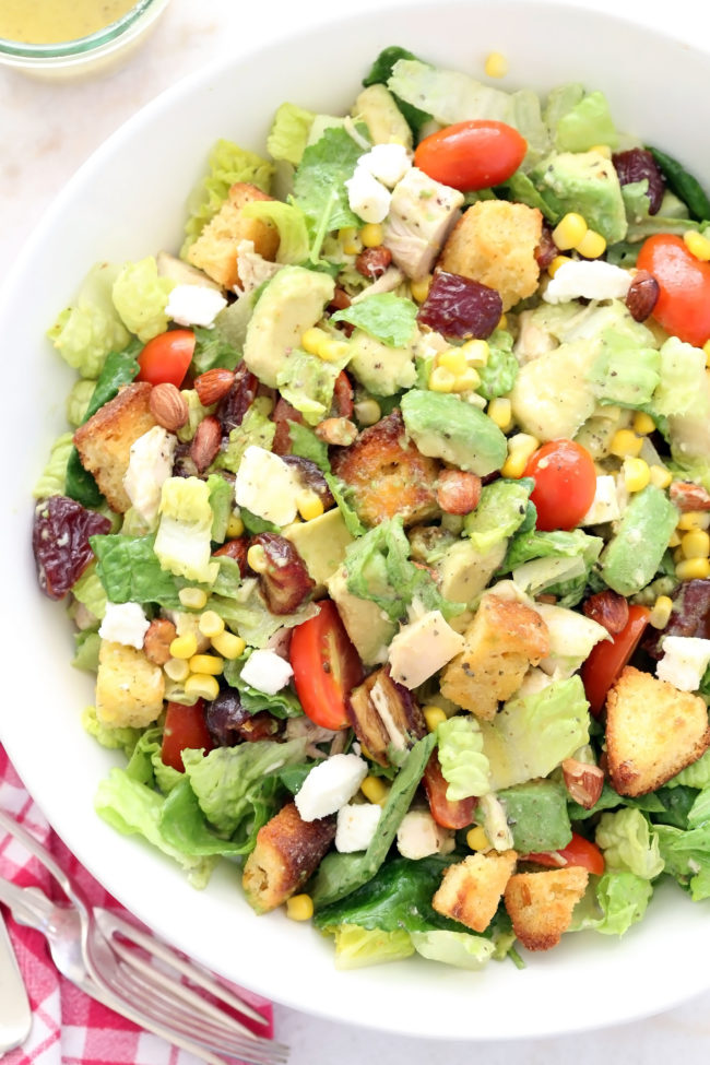 chicken-avocado-chopped-salad
