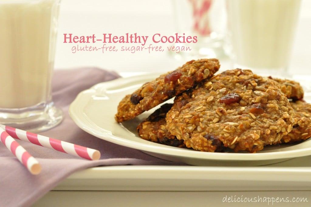 Gluten-Free-Oatmeal-Cookies