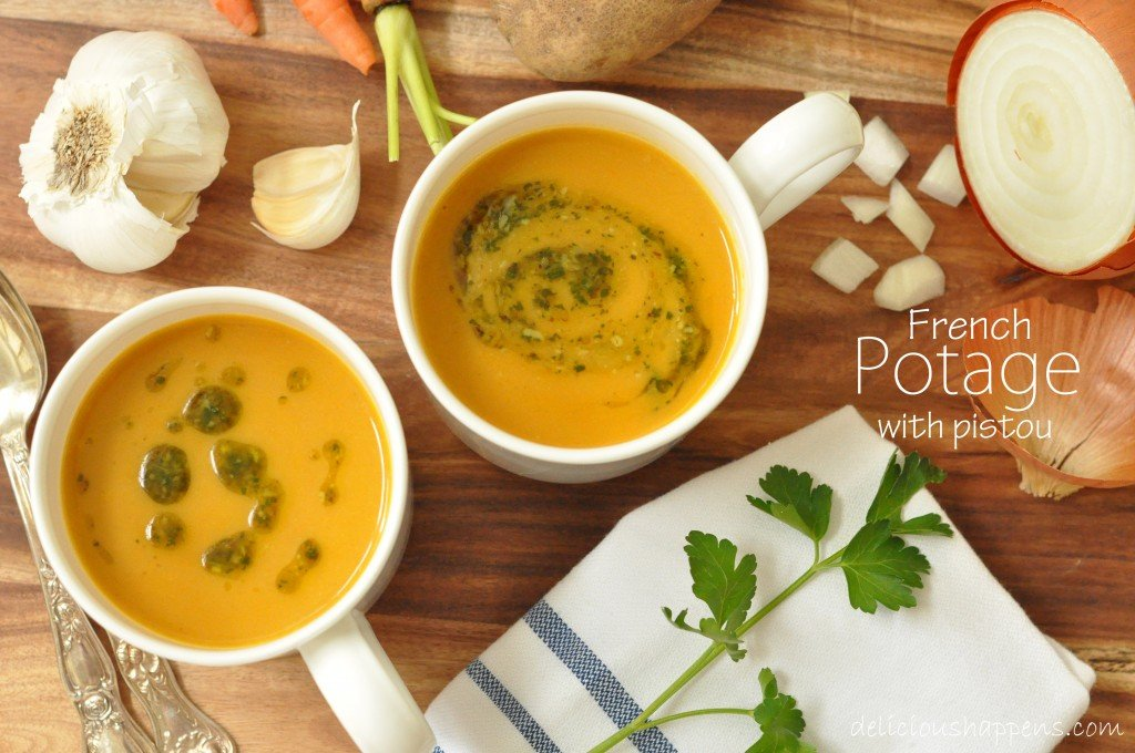French-Potage