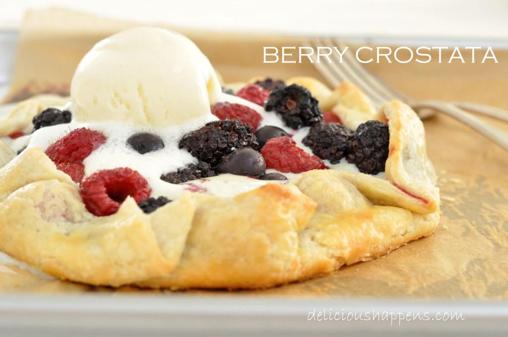 best crosta crust recipe