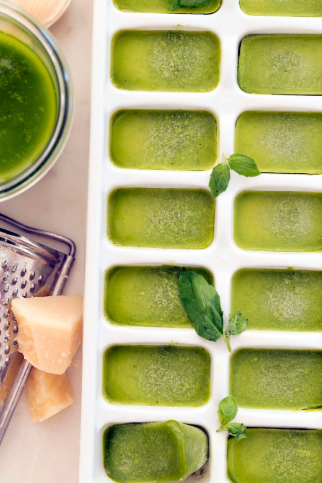 how-to-freeze-pesto