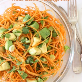 CARROT-SALAD-first monkey