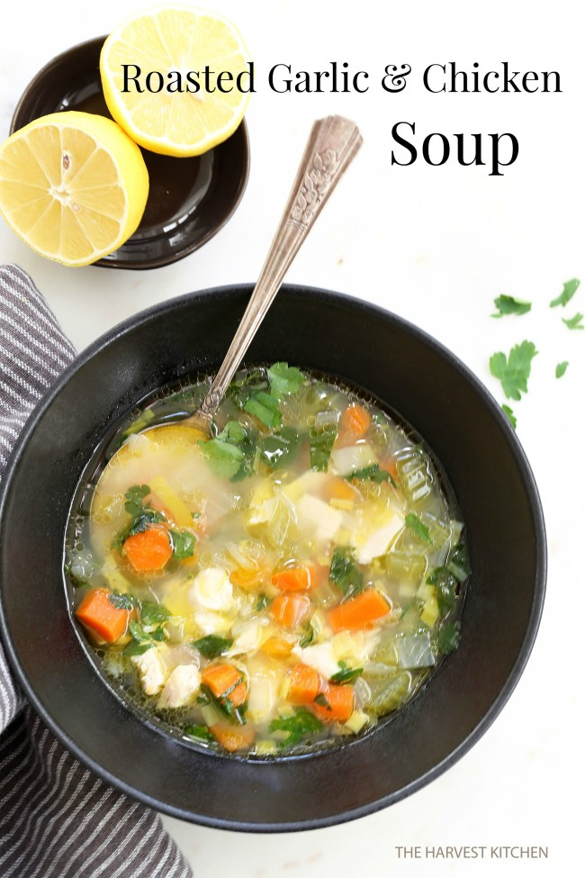 Perfect Chicken Soup Recipe — Dishmaps