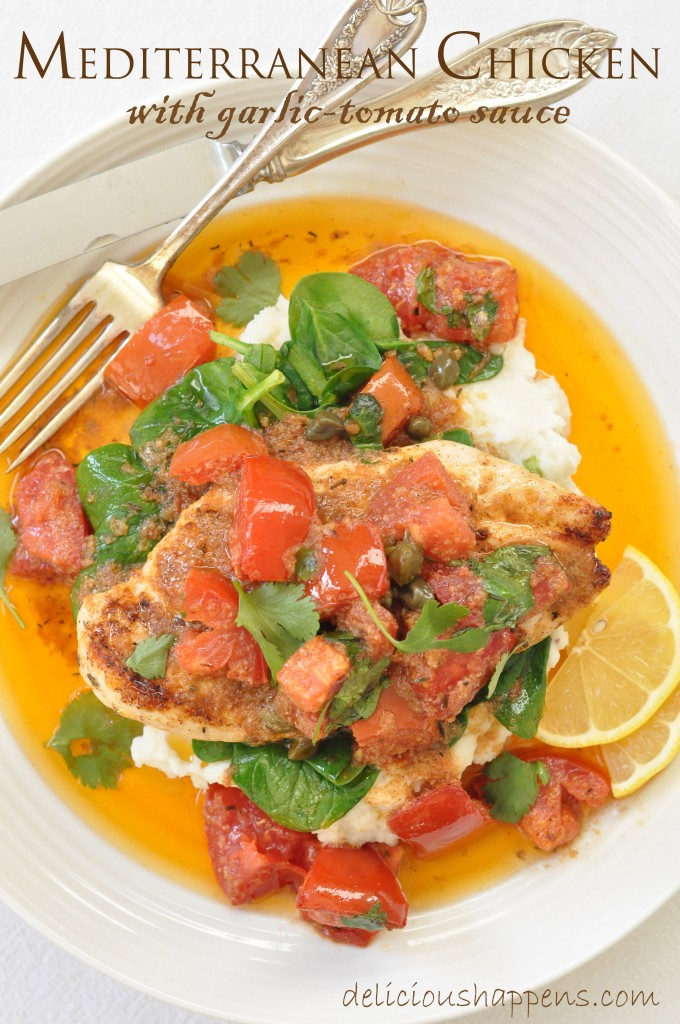 chicken-with-garlic-and-tomatoes