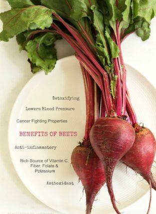 Top 5 Health Benefits of Beets