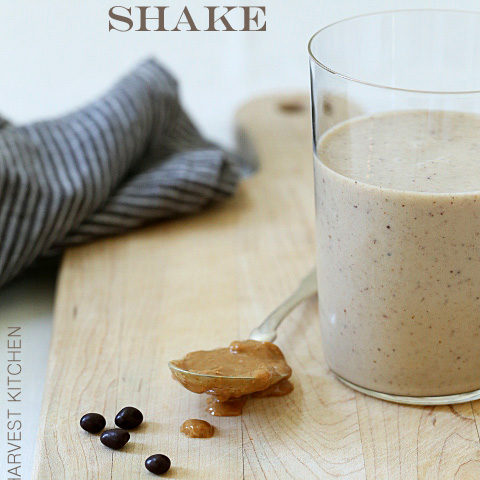 A Healthy Date Shake