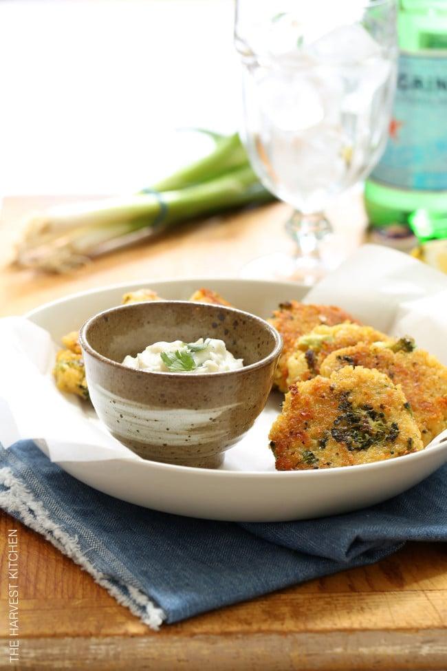 Cheesy-quinoa-broccoli-patties