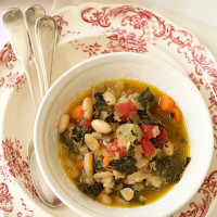 WHITE BEAN SOUP WITH KALE 1A