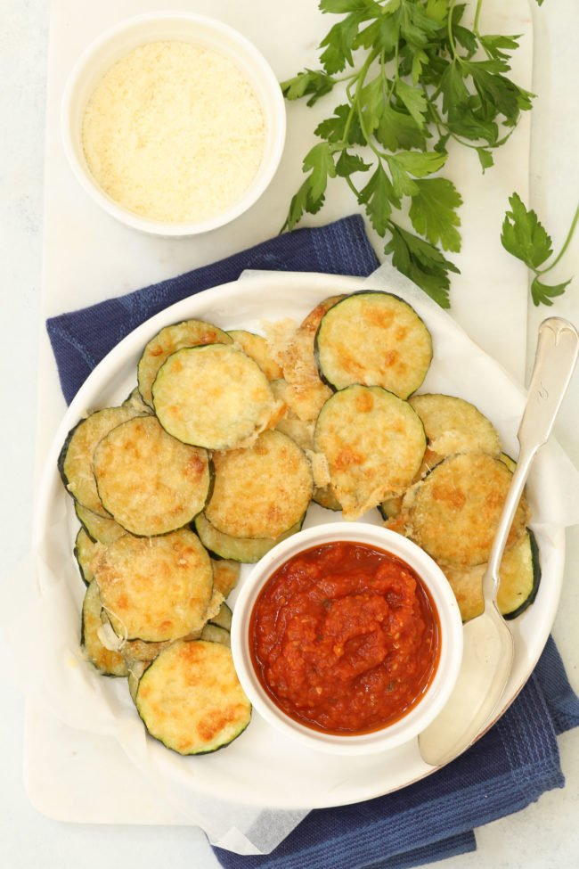 baked-zucchini-parmesan-rounds