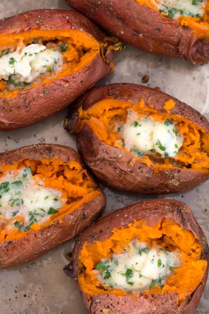 How To Bake Sweet Potatoes The Harvest Kitchen
