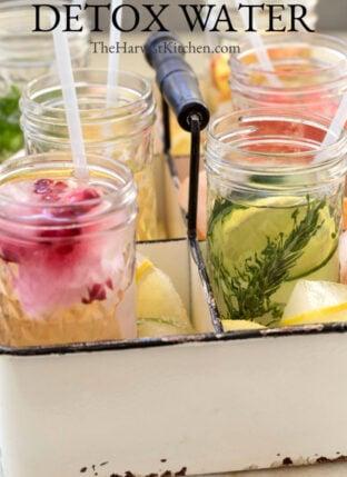 Refreshing Detox Water