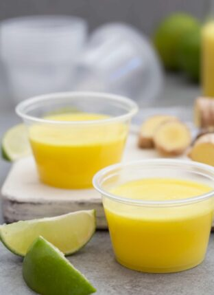 Pineapple Ginger Shot