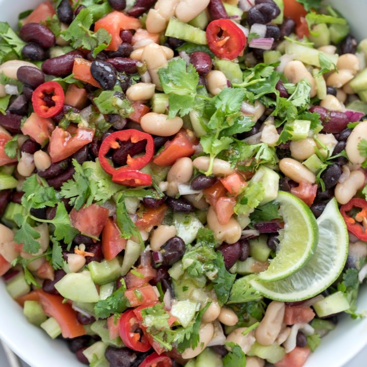 Bean Salad Recipe