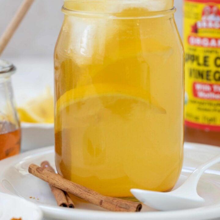 apple cider vinegar drinks to boost immune system