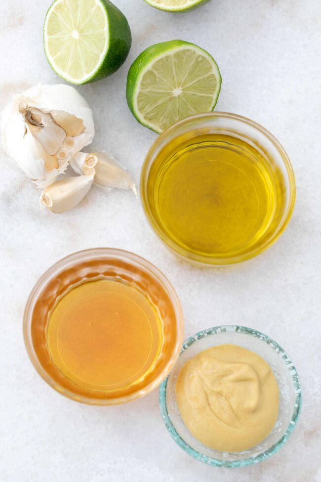 lime salad dressing ingredients