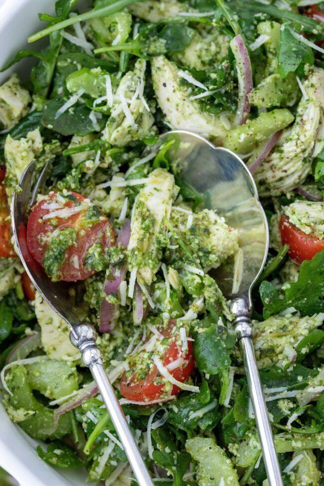 salad ideas for dinner